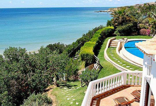 6 bedroom Villa in Santa Eulalia Del Rio, Central Algarve, Guia, Portugal : ref 1717030 - Image 1 - Branqueira - rentals