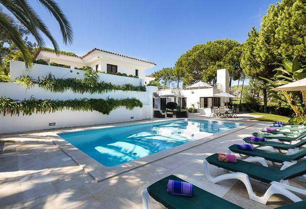 6 bedroom Villa in Quinta Do Lago, Vilamoura, Central Algarve, Portugal : ref 1717042 - Image 1 - Quinta do Lago - rentals