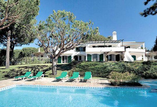 6 bedroom Villa in Dunas Douradas, Vale Do Lobo, Central Algarve, Portugal : ref 1717104 - Image 1 - Vale do Garrao - rentals