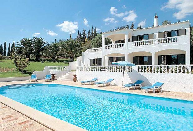 4 bedroom Villa in Lagos, Western Algarve, Portugal : ref 1717115 - Image 1 - Lagos - rentals