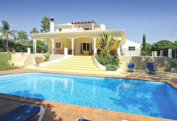 6 bedroom Villa in Quinta Do Lago, Vilamoura, Central Algarve, Portugal : ref 1717113 - Image 1 - Vale do Garrao - rentals