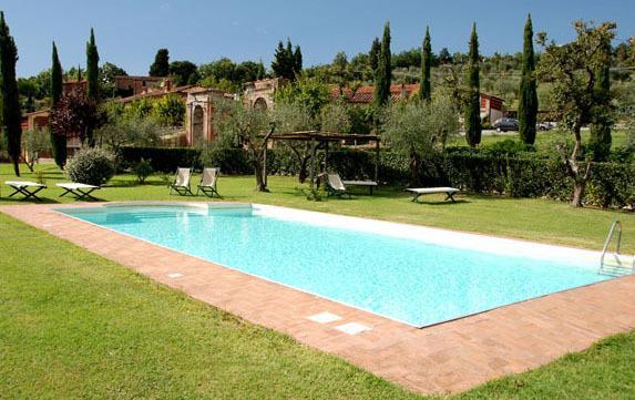 5 bedroom Villa in Segromigno In Monte, Tuscany, Italy : ref 1719149 - Image 1 - San Pietro a Marcigliano - rentals