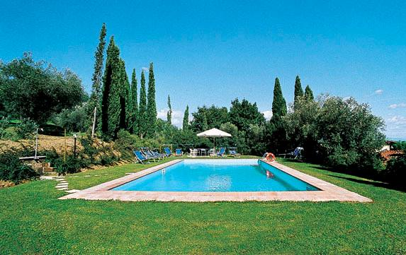 5 bedroom Villa in San Ginese, Tuscany, Italy : ref 1719135 - Image 1 - San Ginese - rentals