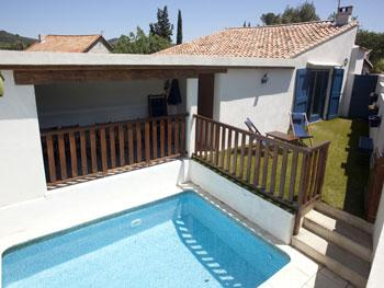 4 bedroom Villa in Cascastel, Languedoc, France : ref 2000004 - Image 1 - Saint-Jean-de-Barrou - rentals