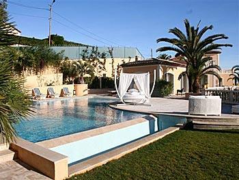 7 bedroom Villa in Juan Les Pins, Cannes, Cote D Azur, France : ref 2000025 - Image 1 - Golfe-Juan Vallauris - rentals