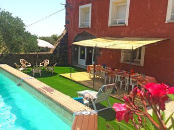 4 bedroom Villa in Portiragnes, Languedoc, France : ref 2000068 - Image 1 - Portiragnes - rentals