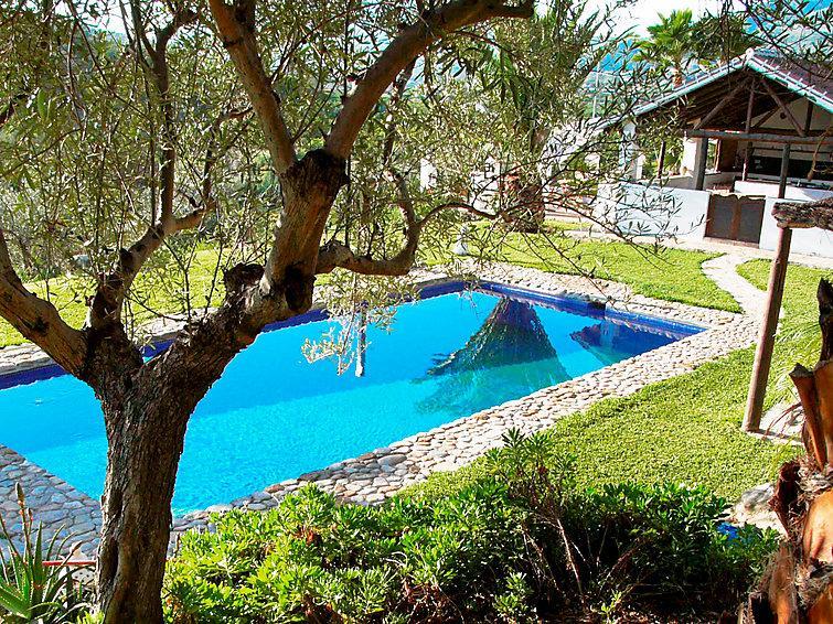 4 bedroom Villa in Alora, Inland Andalucia, Spain : ref 2007797 - Image 1 - El Chorro - rentals