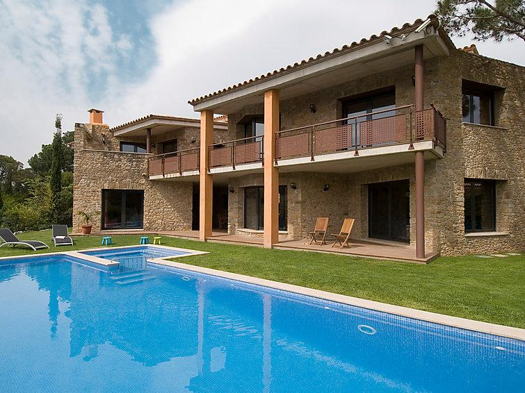 8 bedroom Villa in Calonge, Costa Brava, Girona, Spain : ref 2007937 - Image 1 - Calonge - rentals