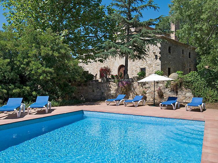 5 bedroom Villa in Sta Cristina d'Aro, Costa Brava, Spain : ref 2007947 - Image 1 - Santa Cristina d'Aro - rentals