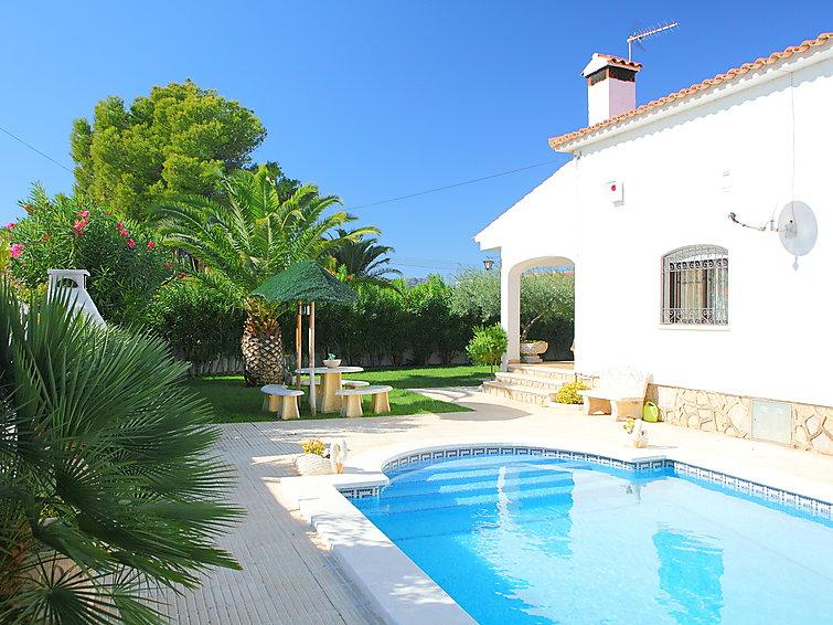 4 bedroom Villa in Miami Platja, Costa Daurada, Spain : ref 2007989 - Image 1 - Montroig - rentals
