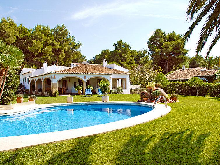 4 bedroom Villa in Javea, Costa Blanca, Spain : ref 2008036 - Image 1 - Xabia - rentals