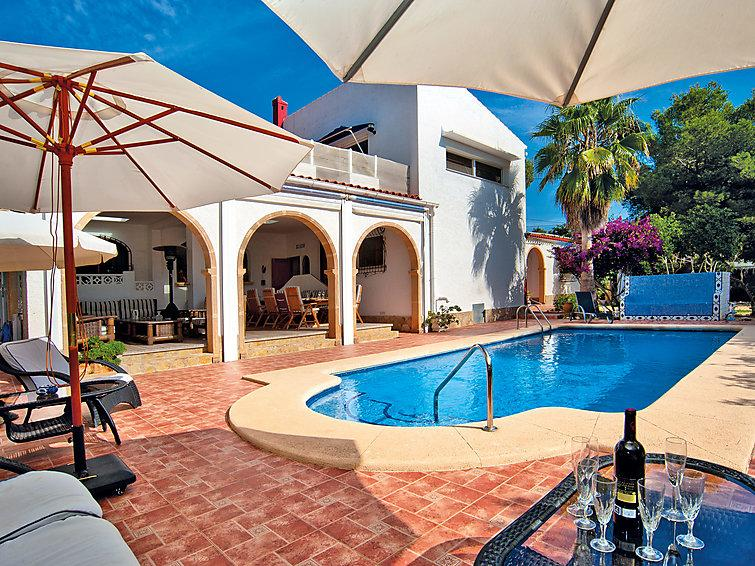 7 bedroom Villa in Javea, Costa Blanca, Spain : ref 2008040 - Image 1 - Benitachell - rentals
