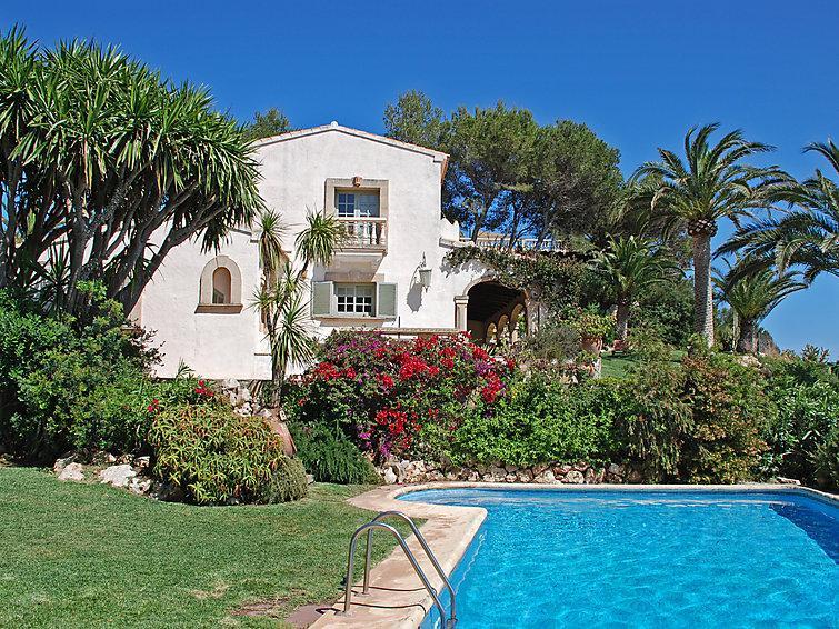 5 bedroom Villa in Javea, Costa Blanca, Spain : ref 2008042 - Image 1 - Benitachell - rentals