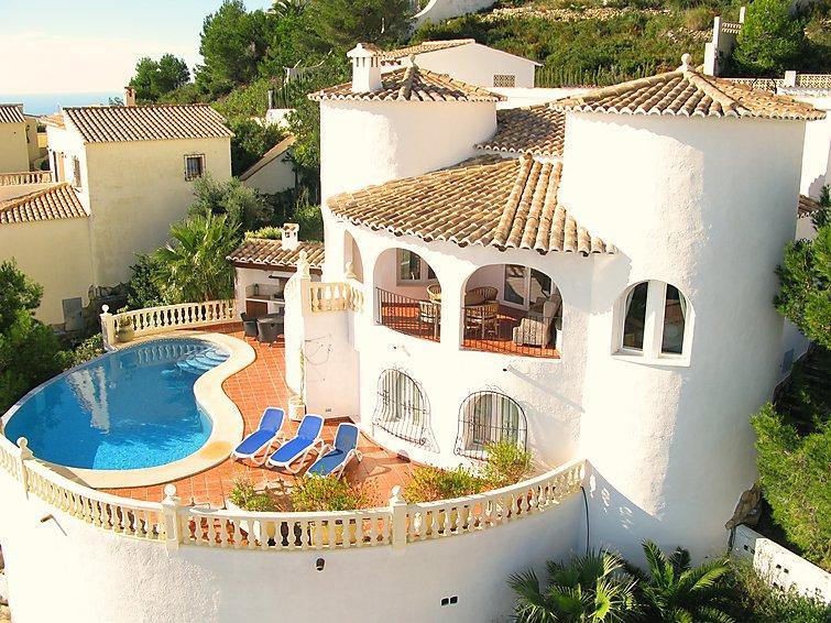 3 bedroom Villa in Javea Benitachell, Costa Blanca, Spain : ref 2008061 - Image 1 - Benitachell - rentals