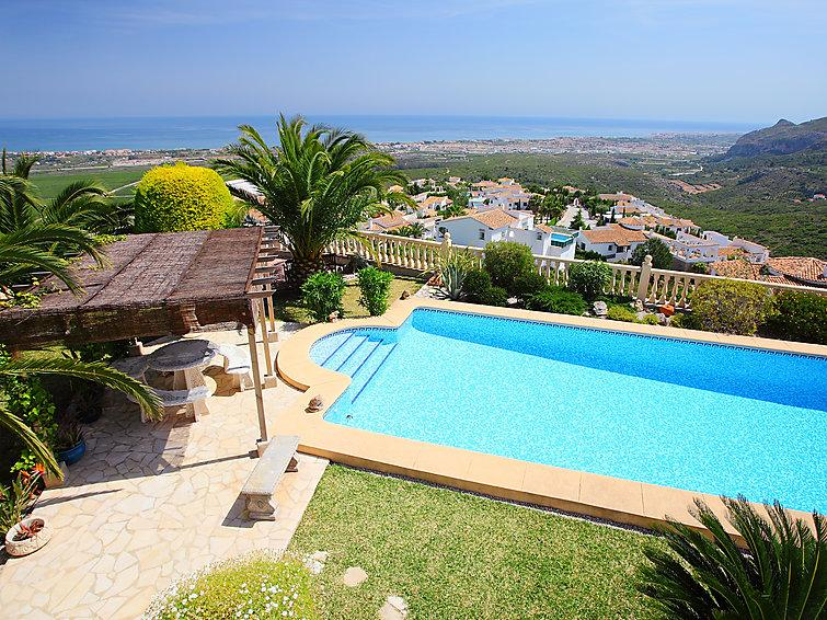 4 bedroom Villa in Pego, Costa Blanca, Spain : ref 2008069 - Image 1 - Pego - rentals