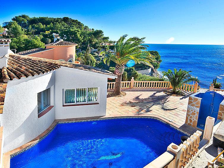 4 bedroom Villa in Moraira, Costa Blanca, Spain : ref 2008117 - Image 1 - La Llobella - rentals