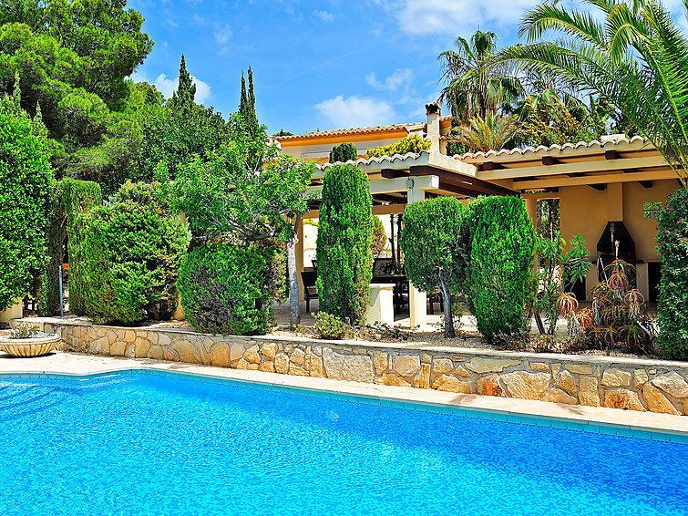 5 bedroom Villa in Moraira, Costa Blanca, Spain : ref 2008121 - Image 1 - La Llobella - rentals