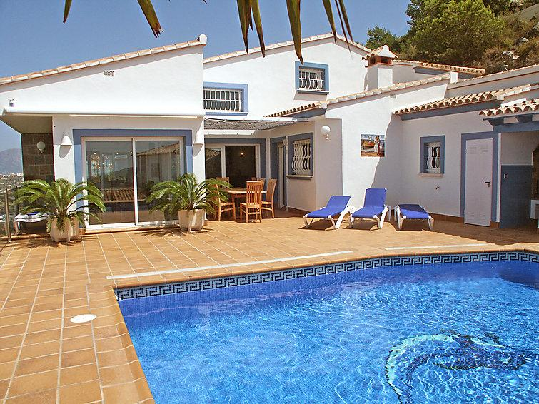 3 bedroom Villa in Moraira, Costa Blanca, Spain : ref 2008125 - Image 1 - Benitachell - rentals