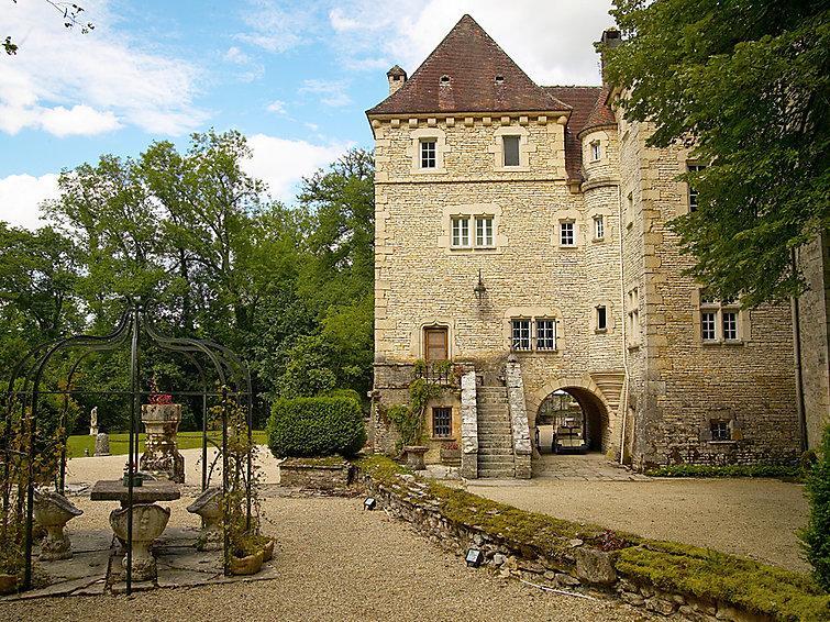 8 bedroom Villa in Voutenay sur Cure, Burgundy, France : ref 2008200 - Image 1 - Voutenay-sur-Cure - rentals