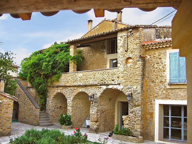 5 bedroom Villa in Bagnols sur Ceze, Gard Lozere, France : ref 2008228 - Image 1 - Pougnadoresse - rentals