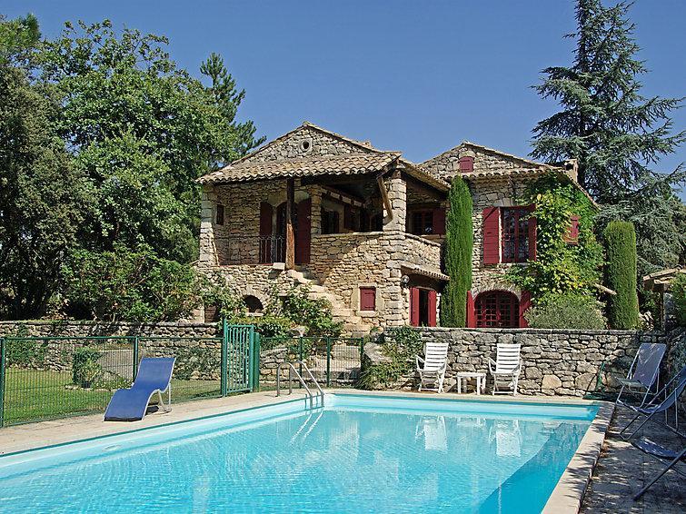 3 bedroom Villa in Menerbes, Provence, France : ref 2008238 - Image 1 - Menerbes - rentals