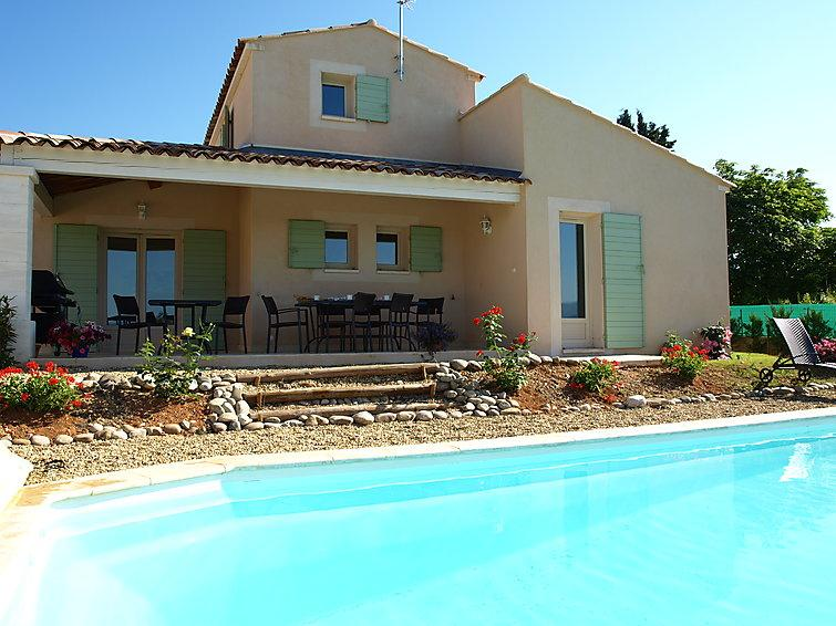 4 bedroom Villa in Saint Saturnin d'Apt, Provence, France : ref 2008255 - Image 1 - Saint-Saturnin-les-Apt - rentals