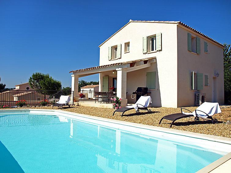 4 bedroom Villa in Saint Saturnin d'Apt, Provence, France : ref 2008256 - Image 1 - Saint-Saturnin-les-Apt - rentals