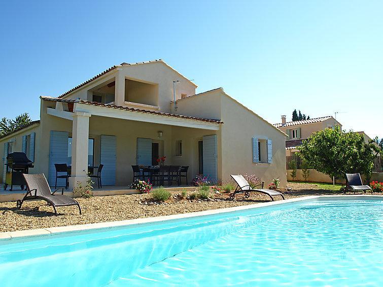 4 bedroom Villa in Saint Saturnin d'Apt, Provence, France : ref 2008258 - Image 1 - Saint-Saturnin-les-Apt - rentals