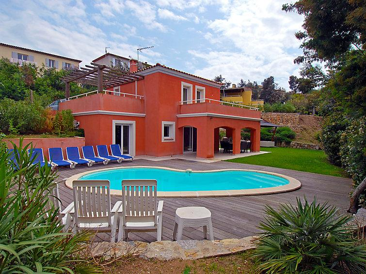 4 bedroom Villa in Cannes, Cote d'Azur, France : ref 2008328 - Image 1 - La Bocca - rentals