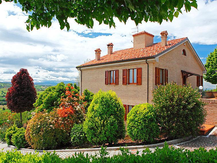 5 bedroom Villa in Gabicce Mare, Marche, Italy : ref 2008388 - Image 1 - Granarola - rentals