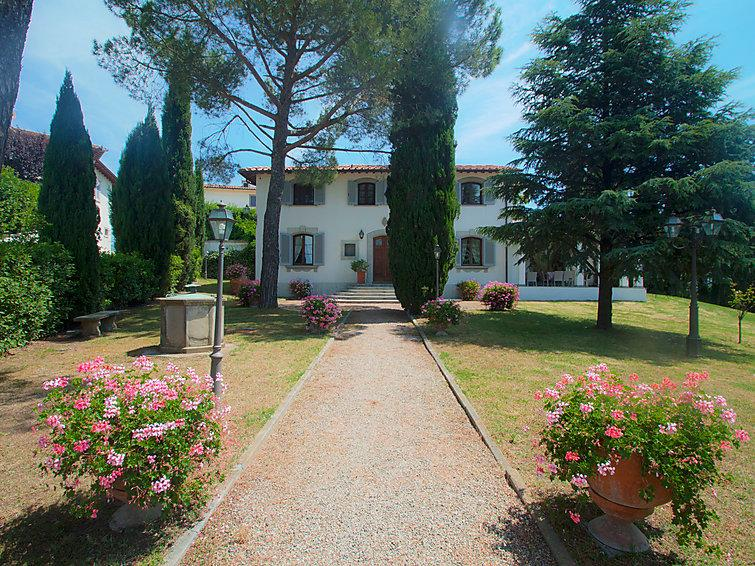 8 bedroom Villa in Vinci, Florence Countryside, Tuscany, Italy : ref 2009007 - Image 1 - Limite Sull'Arno - rentals
