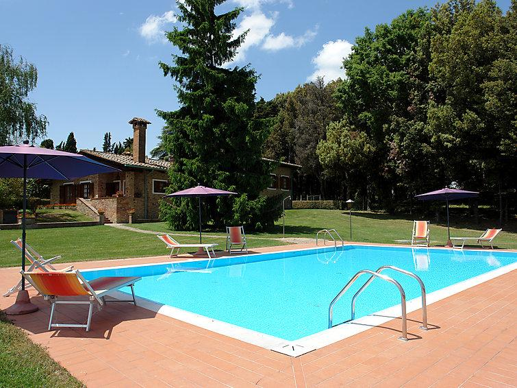 6 bedroom Villa in Gambassi, Chianti, Italy : ref 2008468 - Image 1 - Pancole - rentals