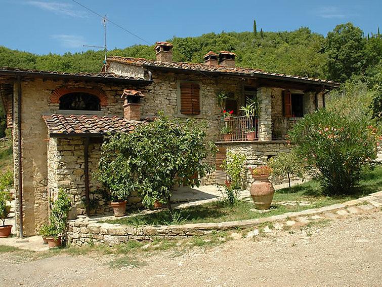 6 bedroom Villa in Bibbiena, Arezzo, Italy : ref 2008614 - Image 1 - Bibbiena - rentals