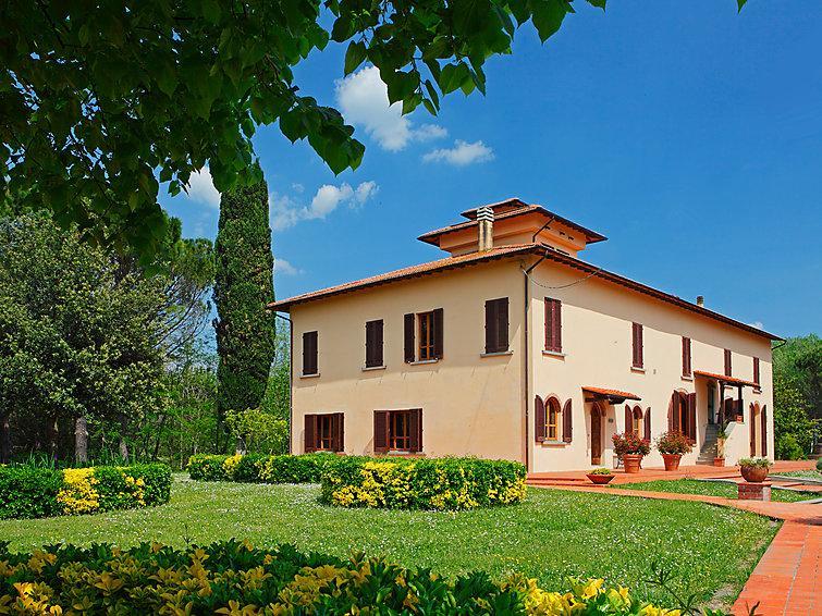 7 bedroom Villa in San Miniato, Lucca Pisa, Italy : ref 2008642 - Image 1 - Ponte A Egola - rentals