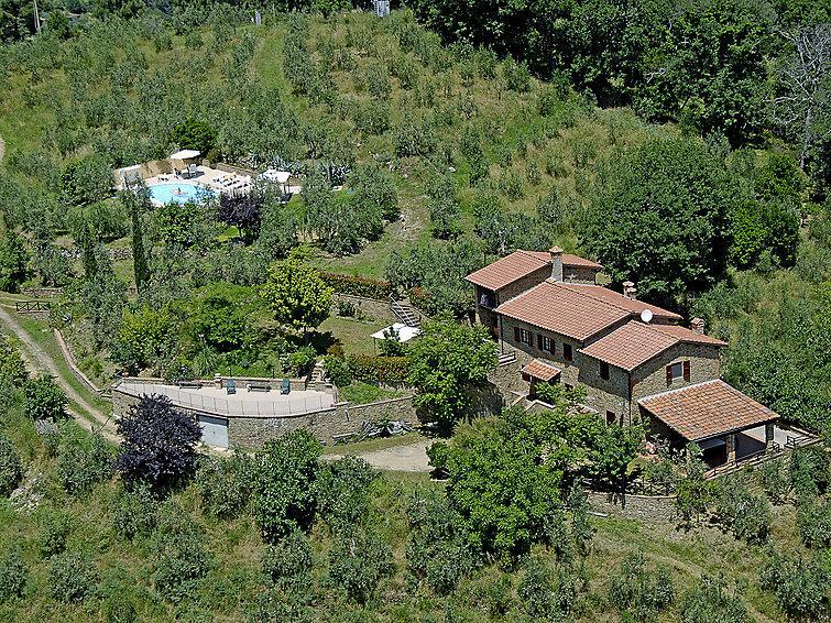 5 bedroom Villa in Montevarchi, Arezzo, Italy : ref 2008679 - Image 1 - Moncioni - rentals