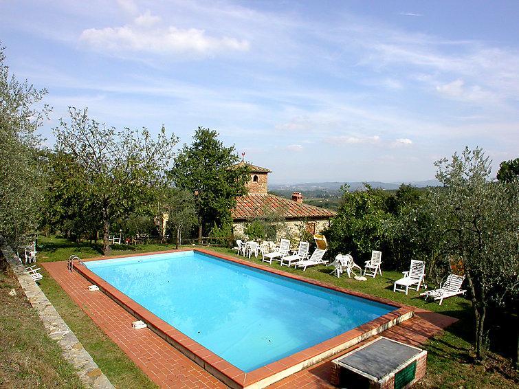 11 bedroom Villa in Montegonzi, Chianti Classico, Italy : ref 2008718 - Image 1 - Montegonzi - rentals