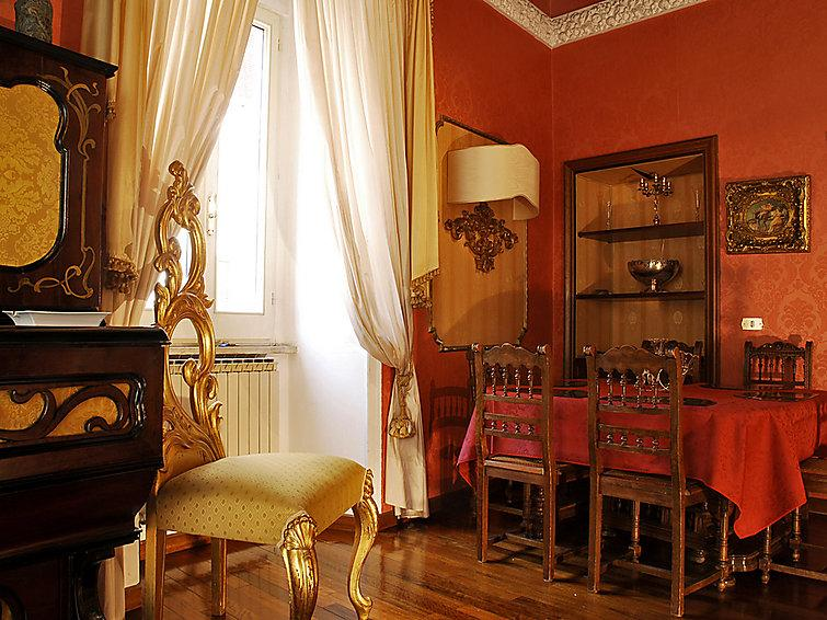 4 bedroom Apartment in Rome Historical City Center, Lazio, Italy : ref 2008800 - Image 1 - Colonna - rentals