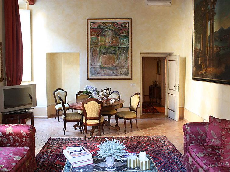 3 bedroom Apartment in Rome Historical City Center, Lazio, Italy : ref 2008804 - Image 1 - Roma - rentals