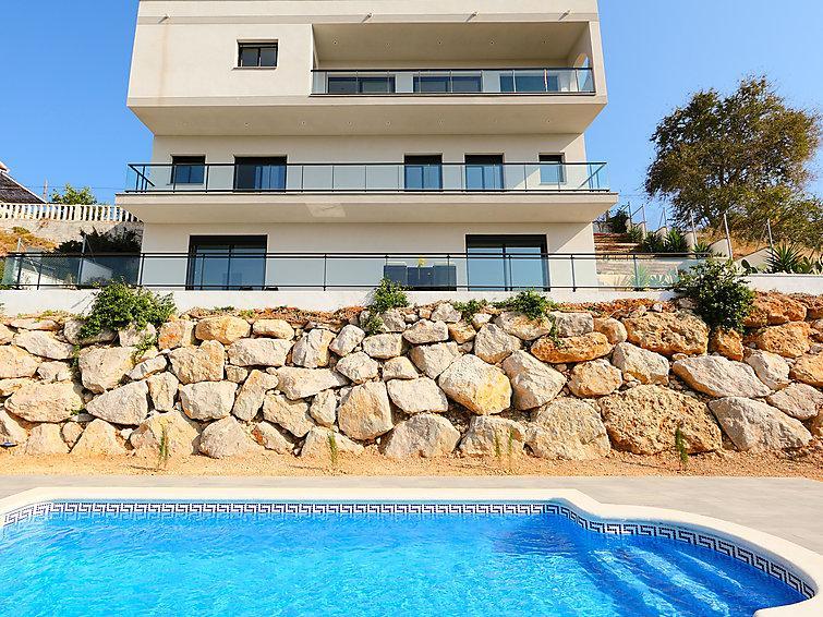 4 bedroom Villa in Segur de Calafell, Costa Daurada, Spain : ref 2009011 - Image 1 - Bellvei - rentals