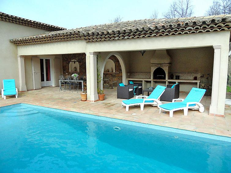 3 bedroom Villa in Les Mayons, Cote d'Azur, France : ref 2009054 - Image 1 - Les Mayons - rentals
