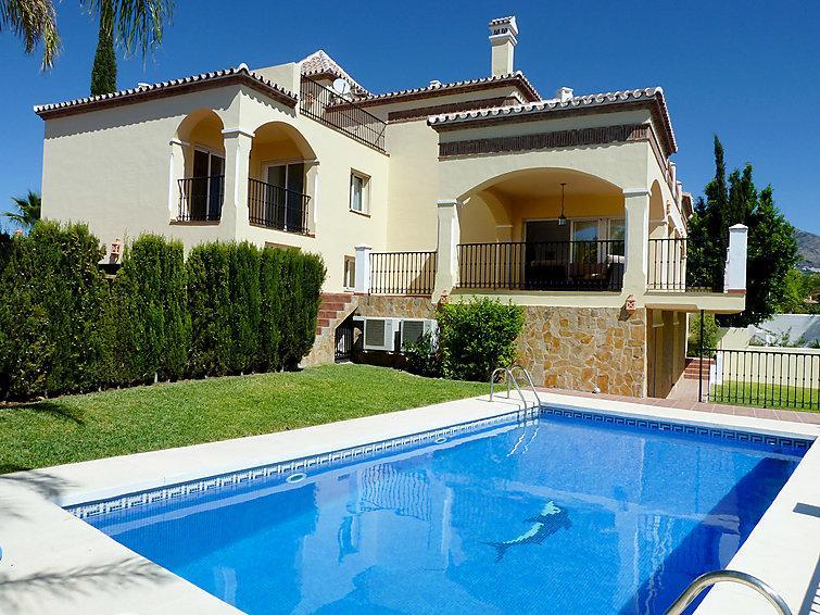3 bedroom Villa in Mijas Costa, Costa Del Sol, Spain : ref 2009132 - Image 1 - Vinuela - rentals