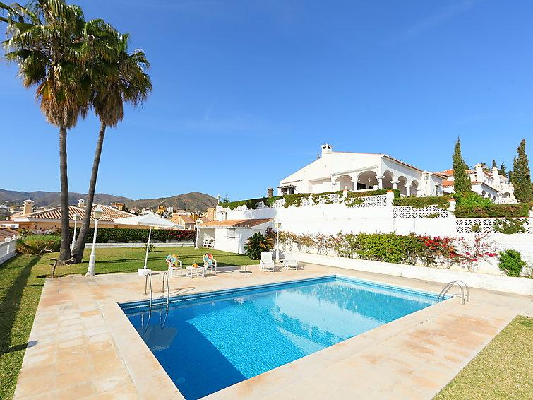 4 bedroom Villa in Rincon de la Victoria, Costa del Sol, Spain : ref 2009824 - Image 1 - Rincon de la Victoria - rentals