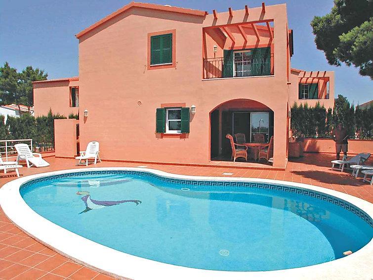 4 bedroom Villa in Cala Galdana, Menorca, Menorca : ref 2010072 - Image 1 - Serpentona - rentals