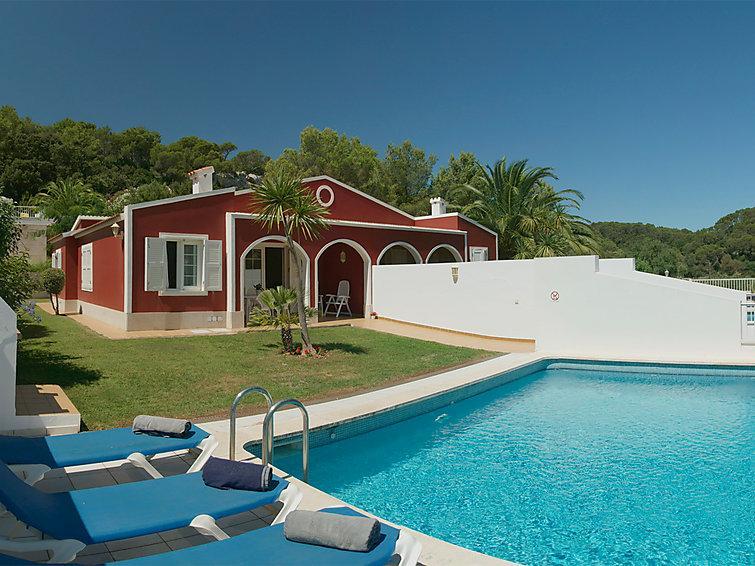 3 bedroom Villa in Cala Galdana, Menorca, Menorca : ref 2010071 - Image 1 - Serpentona - rentals