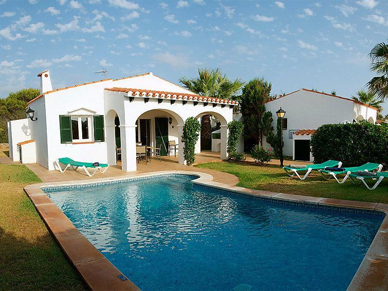 3 bedroom Villa in Cala N Bosch, Menorca, Menorca : ref 2010079 - Image 1 - Cala'n Bosch - rentals