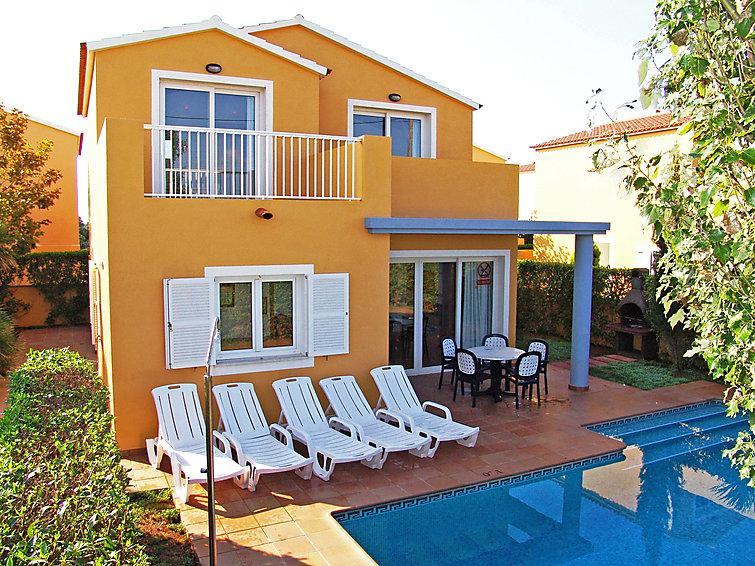 2 bedroom Villa in Ciutadella, Menorca, Menorca : ref 2010086 - Image 1 - Cala Santandria - rentals