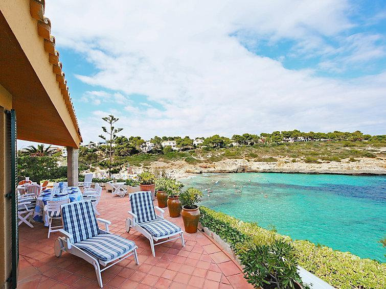 3 bedroom Villa in Porto Cristo, Mallorca : ref 2010131 - Image 1 - Cala Mandia - rentals