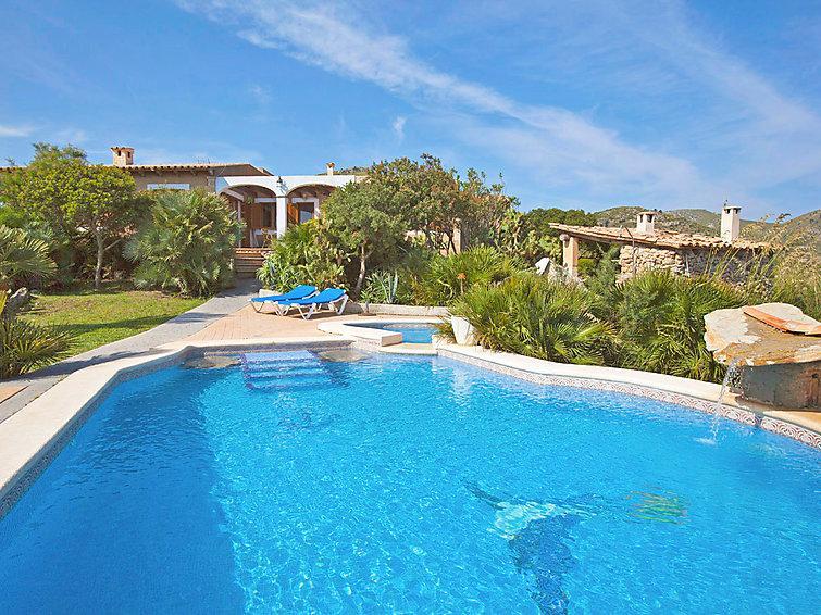 3 bedroom Villa in Cala Torta, Mallorca : ref 2010140 - Image 1 - Cala Mesquida - rentals