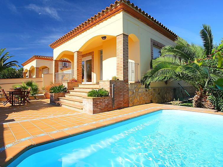 3 bedroom Villa in L'Escala, Costa Brava, Spain : ref 2010388 - Image 1 - L'Escala - rentals