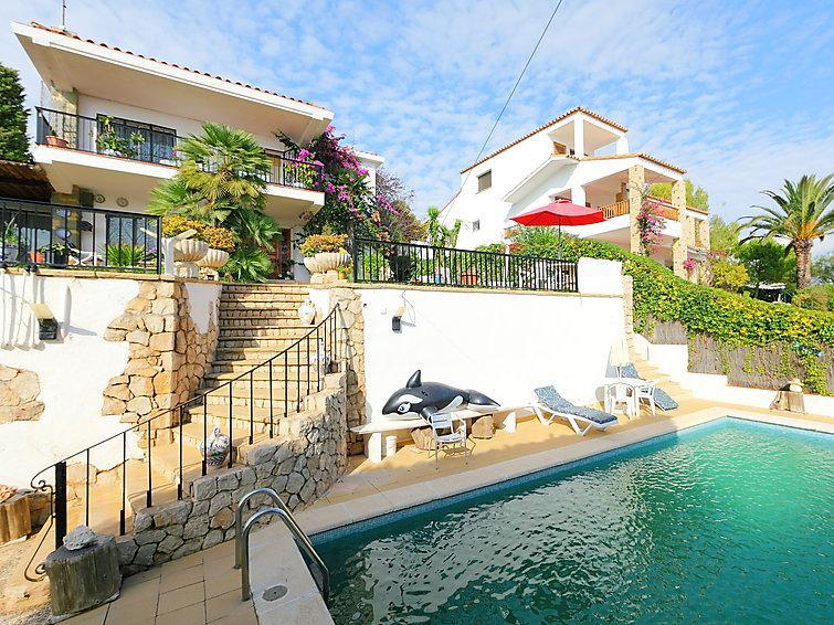 6 bedroom Villa in Coma Ruga, Costa Daurada, Spain : ref 2010617 - Image 1 - Coma Ruga - rentals